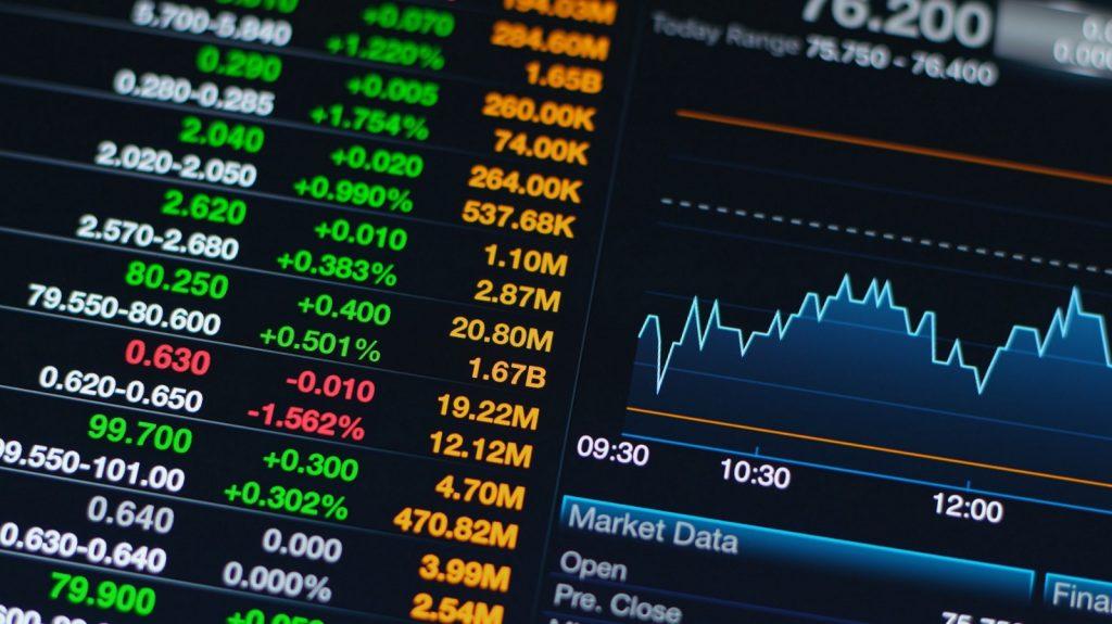 a stock market bubble