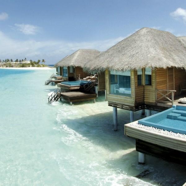 Maldives in Holiday